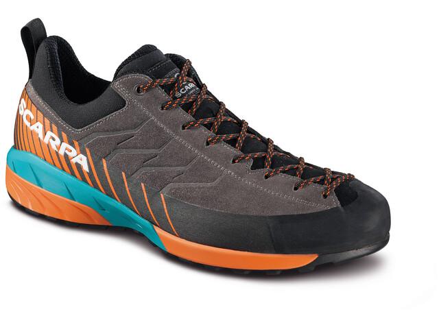 Scarpa Mescalito Chaussures Homme, titanium/tonic